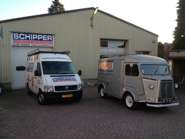 Werkplaats Schipper installatie & servicebedrijf